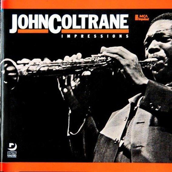 płyta CD: JOHN COLTRANE - IMPRESSIONS (remastered)
