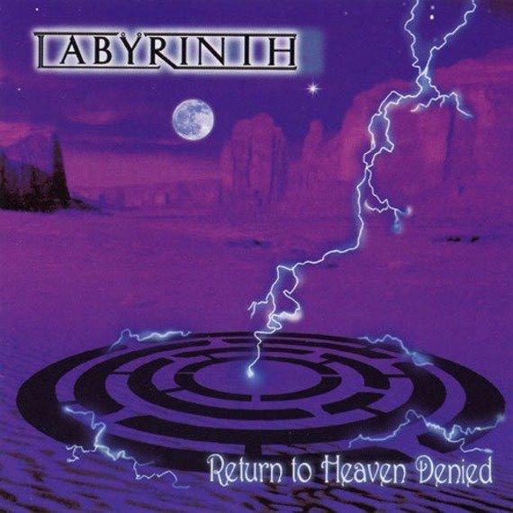 płyta CD: LABYRINTH - RETURN TO HEAVEN DENIED