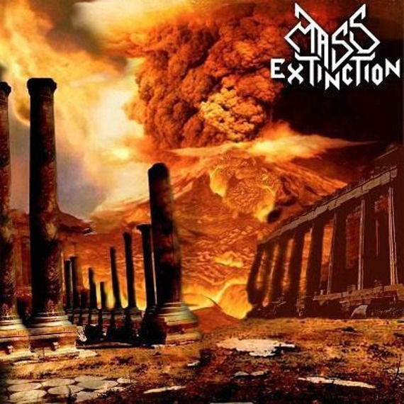 płyta CD: MASS EXTINCTION - CREATION'S UNDOING
