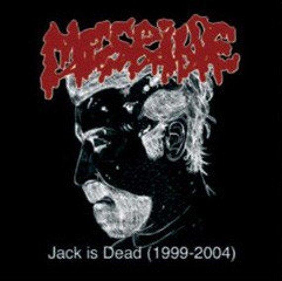 płyta CD: MESRINE - JACK IS DEAD (1999-2004)