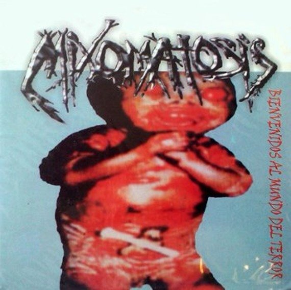 płyta CD: MIXOMATOSIS - BEINVENIDAS AL MUNDO DEL TERROR