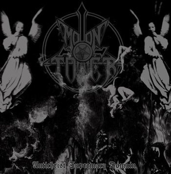 płyta CD:  MOONTOWER - ANTICHRIST SUPREMACY DOMAIN (thr068)