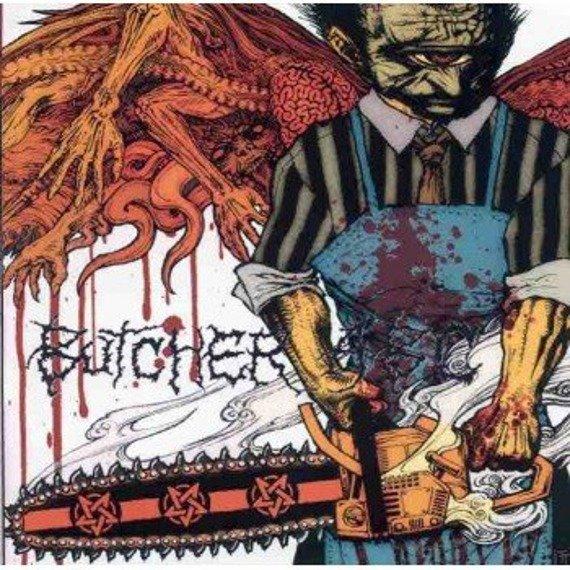 płyta CD: PARACOCCIDIOID...... / BUTCHER ABC split
