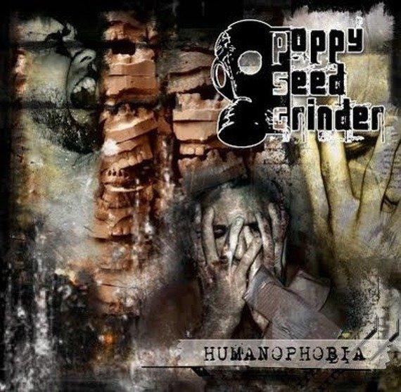 płyta CD: POPPY SEED GRINDER - HUMANOPHOBIA