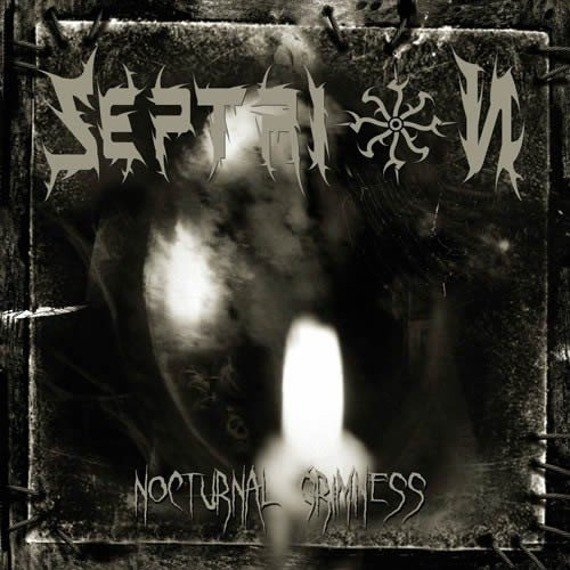 płyta CD: SEPTRION - NOCTURNAL GRIMNESS