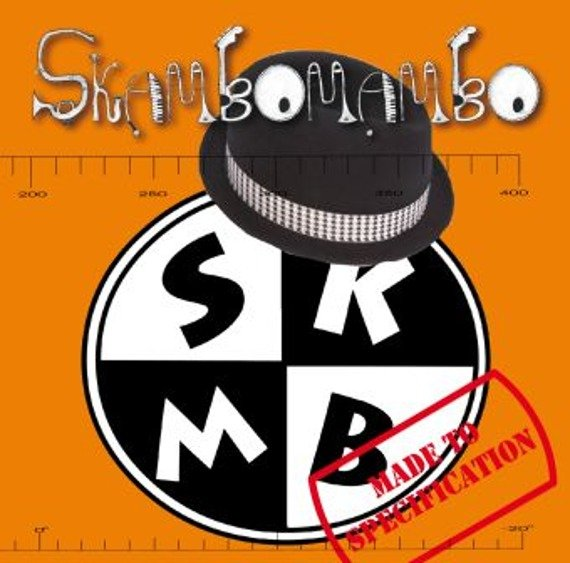 płyta CD: SKAMBOMAMBO - MADE TO SPECIFICATION