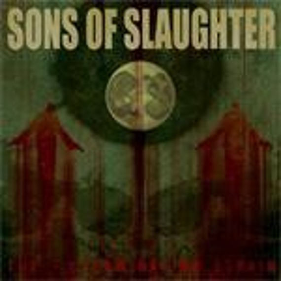 płyta CD: SONS OF SLAUGHTER - THE EXTERMINATION STRAIN