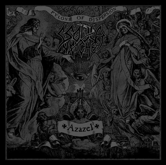 płyta CD: SOUL SNATCHER - PYLONS OF DISPERSION / AZAZEL