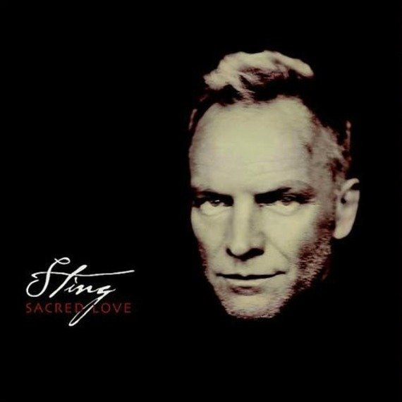 płyta CD: STING - SACRED LOVE