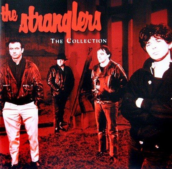 płyta CD: STRANGLERS - THE COLLECTION