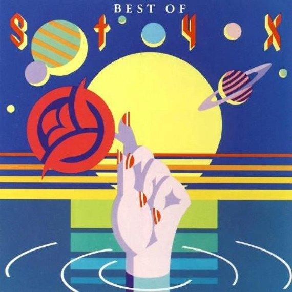 płyta CD: STYX - THE BEST OF STYX
