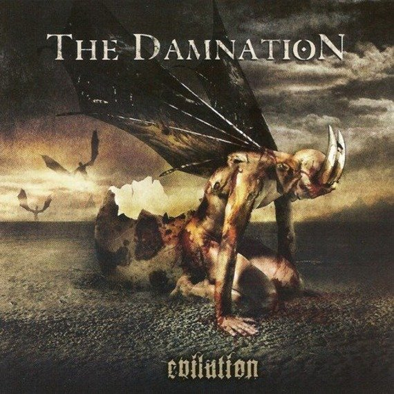 płyta CD: THE DAMNATION - EVILUTION
