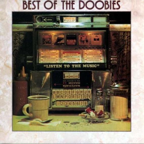 płyta CD: THE DOOBIE BROTHERS - BEST OF THE DOOBIES