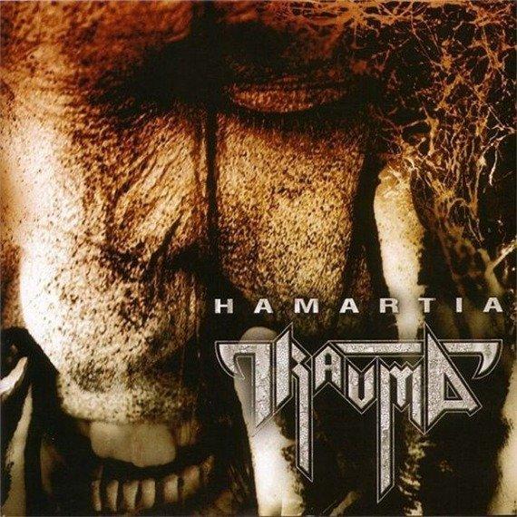 płyta CD: TRAUMA - HAMARTIA