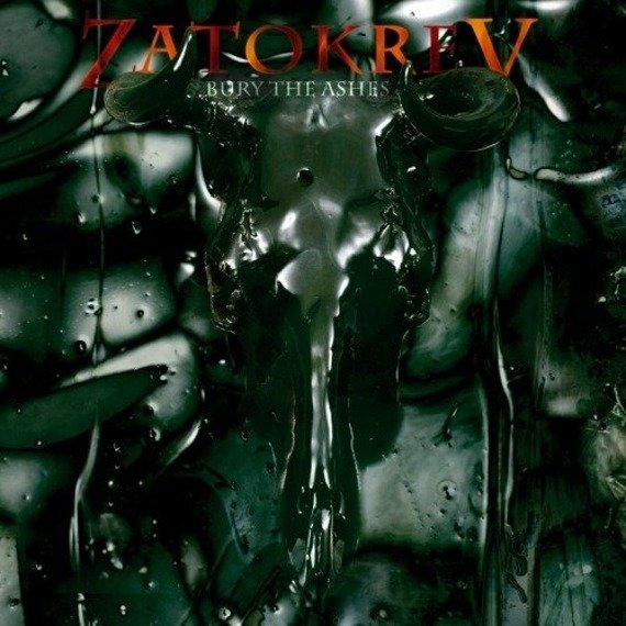 płyta CD: ZATOKREV - BURY THE ASHES