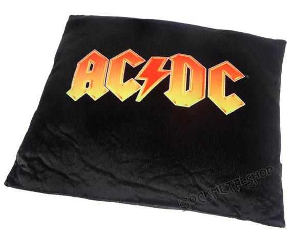 poduszka AC/DC - LOGO