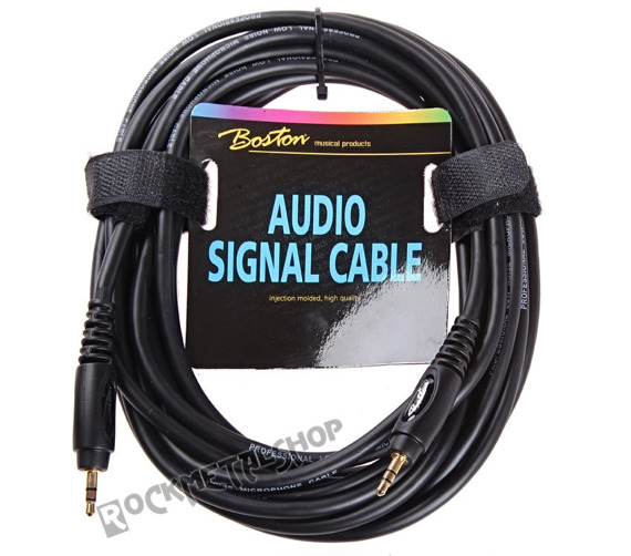 przewód audio BOSTON: JACK /JACK stereo mały (3.5mm) / 9m