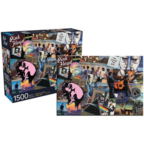 puzzle PINK FLOYD - COLLAGE, 1500szt.