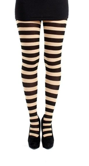 rajstopy Twickers Tights Off White