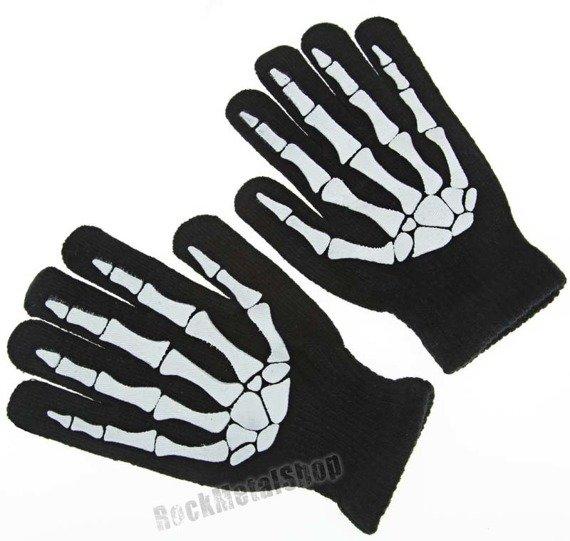 rękawiczki SKELETON'S HAND