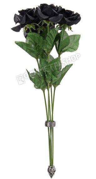 róże czarne ALCHEMY GOTHIC BLACK ROSES