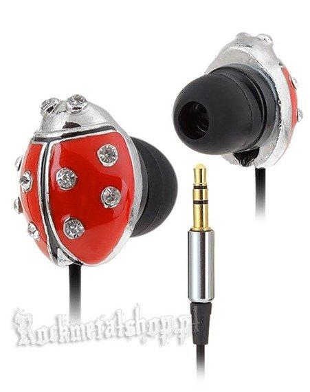 słuchawki ROCK DADDY - LADYBUG  (92009-005)