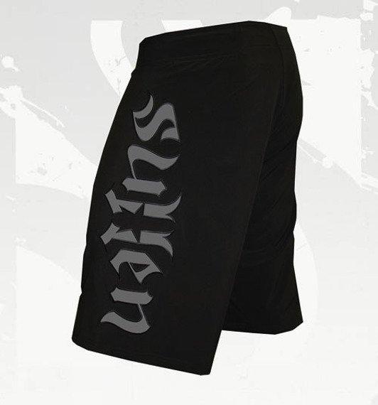 spodenki SULLEN - BRAWLERS FIGHTSHORT black/grey
