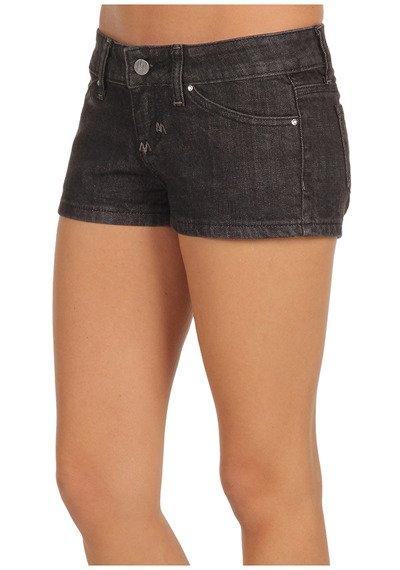 spodenki jeansowe METAL MULISHA - LIL SECRETS