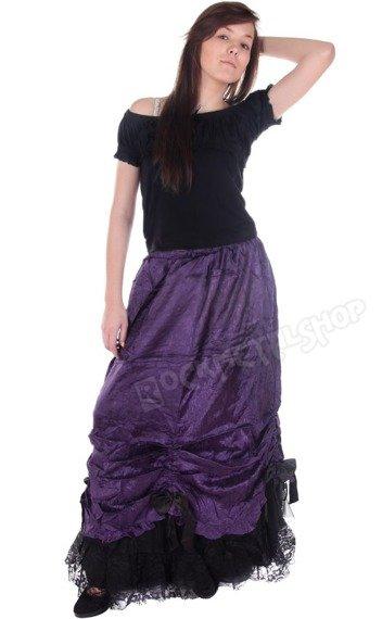 spódnica długa RAVEN