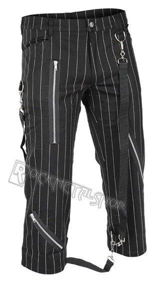 spodnie MOON PANTS PIN STRIPE
