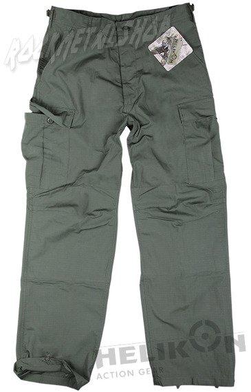 spodnie bojówki BDU NYCO RIPSTOP OLIVE DRAB