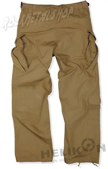 spodnie bojówki SFU NYCO RIPSTOP COYOTE