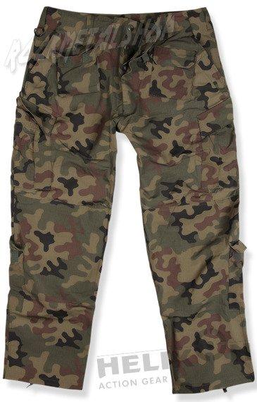 spodnie bojówki TCU NYCO RIPSTOP PL WOODLAND