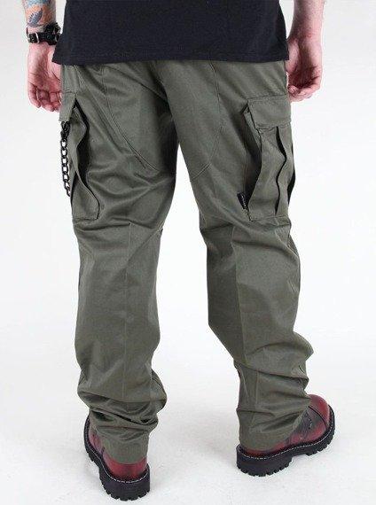 spodnie bojówki US FELDHOSE TYP BDU OLIVE