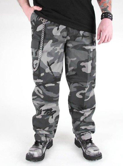 spodnie bojówki US RANGER HOSE TYP BDU DARK CAMO
