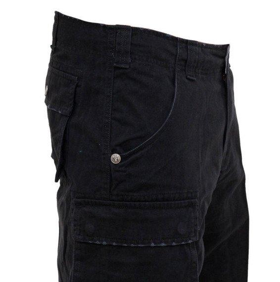 spodnie bojówki krótkie JACK DANIELS (SH623016JDS-L)