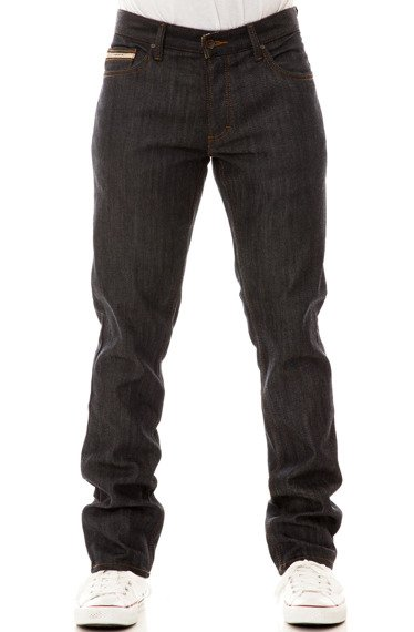 spodnie męskie VANS - V56 STANDARD MIDNIGHT INDIGO RAW