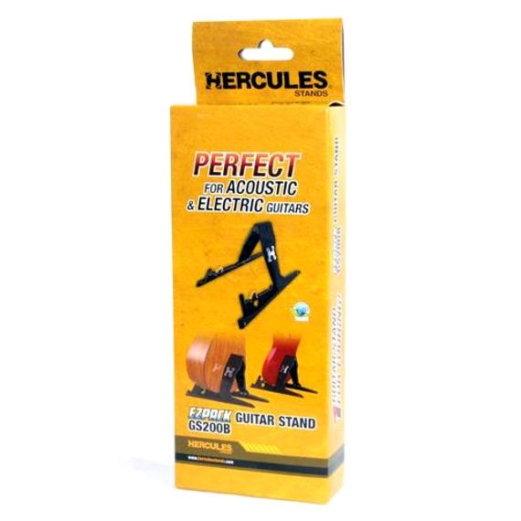 statyw gitarowy HERCULES GS200B uniwersalny