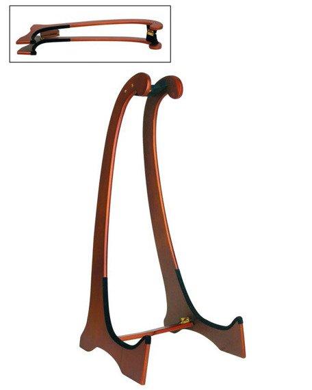 stojak do gitary klasycznej i akustycznej BOSTON FIS-400 drewniany