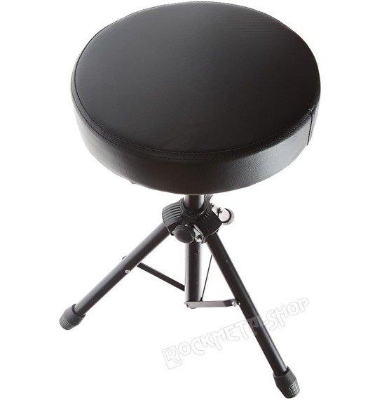 stołek perkusyjny GLEAM 43-59 cm