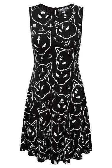 sukienka KILL STAR - AZRAEL