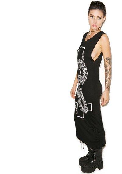 sukienka KILL STAR - SERPENT