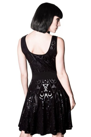 sukienka KILL STAR - VICKY VEIL