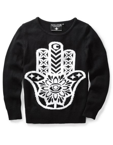 sweter KILL STAR - HAMSA