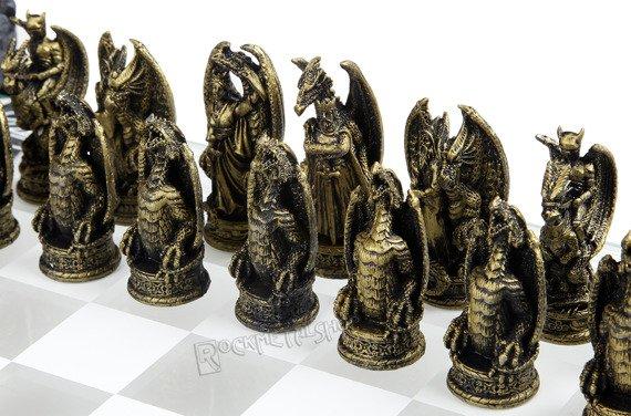 szachy KINDOM OF THE DRAGON