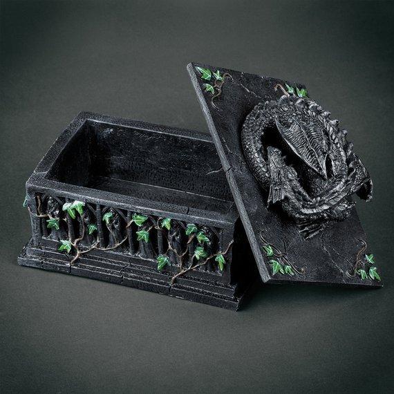 szkatułka DRAGON TAROT CARD