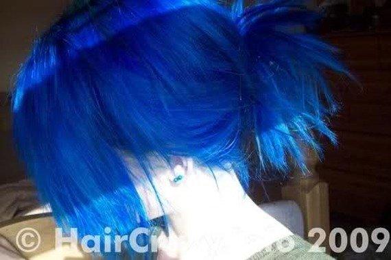 toner do włosów CRAZY COLOR - CAPRI BLUE [044]