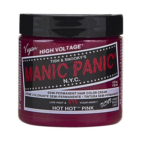 toner do włosów MANIC PANIC - HOT HOT PINK