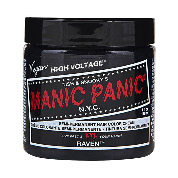 toner do włosów MANIC PANIC - RAVEN