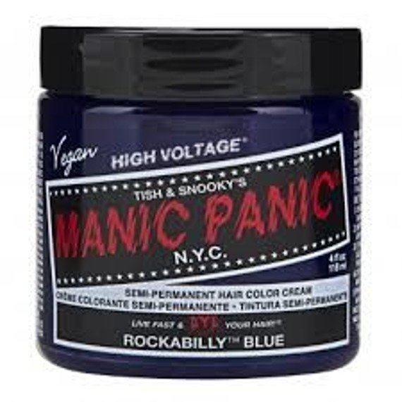 toner do włosów MANIC PANIC - ROCKABILLY BLUE